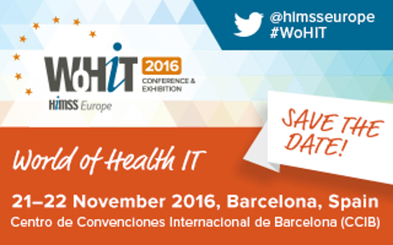 World of Health IT Conference & Exhibition 2016 (WoHIT 2016)