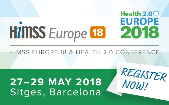 HIMSS Europe 2018 & Health 2.0 Conference