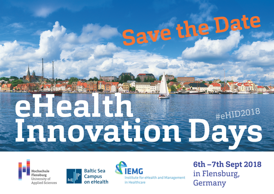 #eHID2018 eHealth Innovation Days 2018