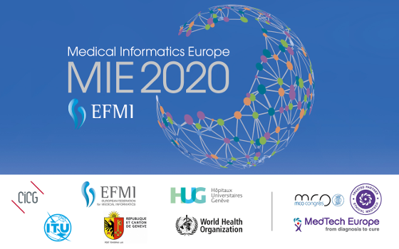 Medical Informatics Europe Conference 2019 (MIE 2019)