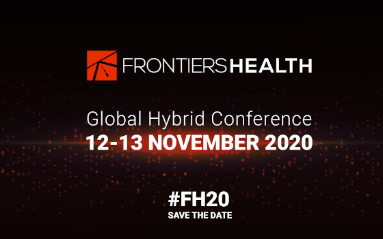 #FH20 Frontiers Health 2020