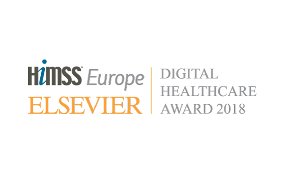 HIMSS-Elsevier Digital Healthcare Award in Europe
